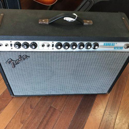 1980 Fender Vibrolux Reverb