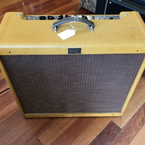 2001 Fender Custom Shop BassBreaker 2×12