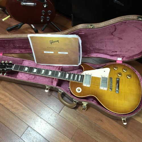 2007 Gibson 59 reissue Les Paul R9
