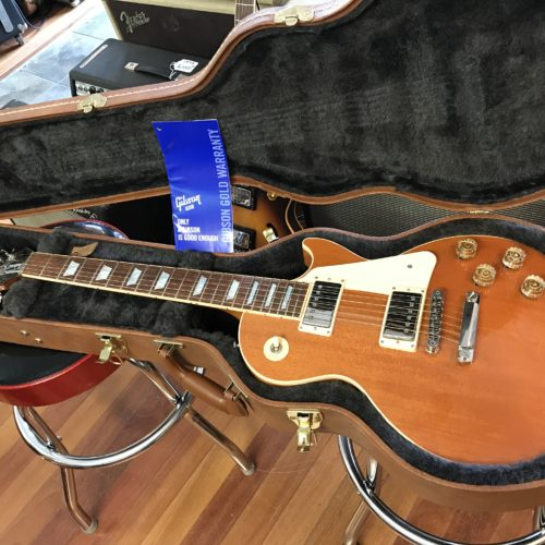 2015 Gibson Mahogany top Les Paul Traditional special numbered