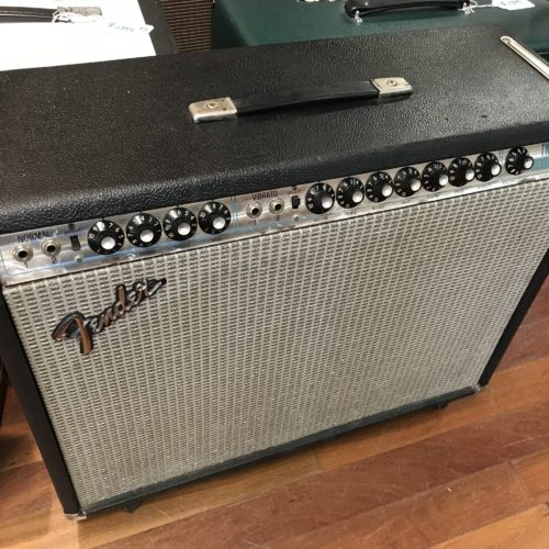 1976 Fender Twin Reverb clean