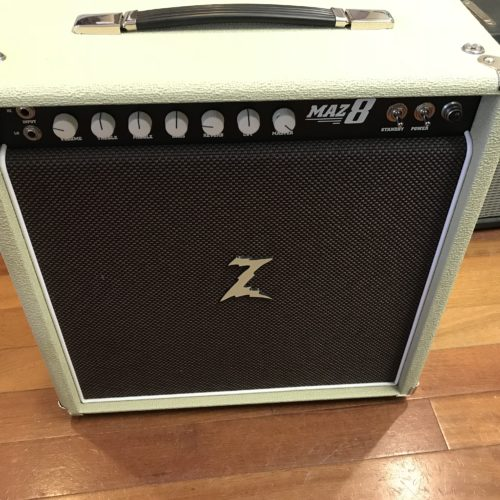 Dr Z Maz 8 with reverb
