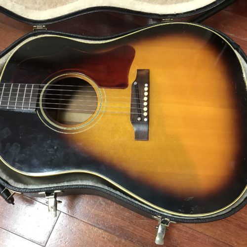 1953 Gibson J45