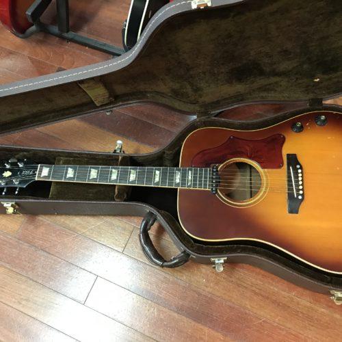 1968 Gibson J160E