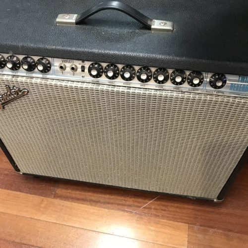 1972 Fender Twin Reverb