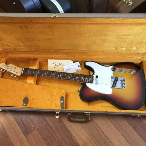 2018 Fender 64 Vintage reissue Telecaster USA