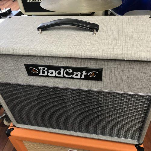 BadCat 1×12 cab