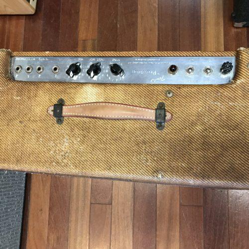 1955 Fender Tweed Pro amp