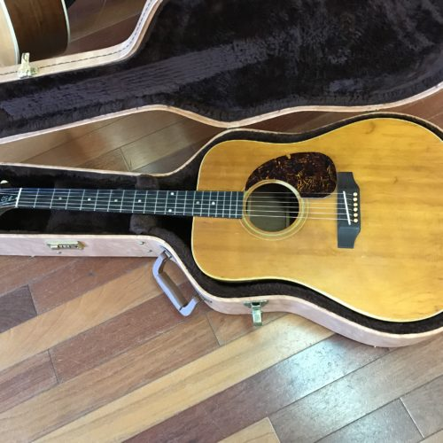 1969 Gibson J50