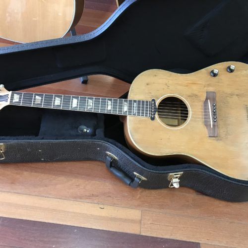 1960 Gibson J160