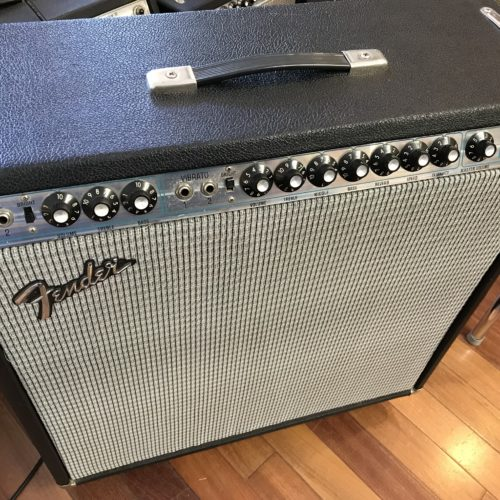 1976 Fender Super Reverb