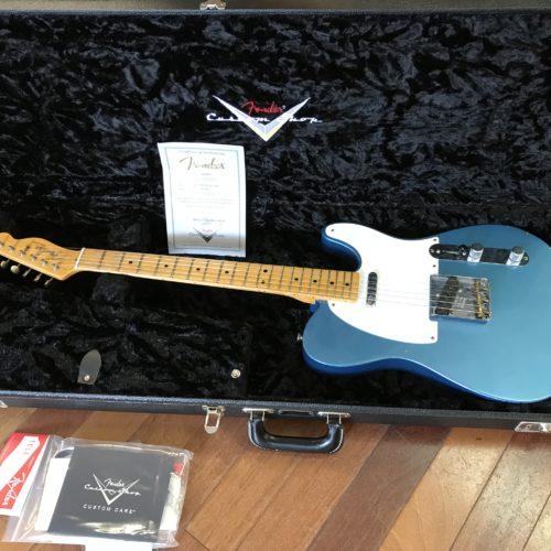 2016 Fender 50s Telecaster Journeyman Custom Shop