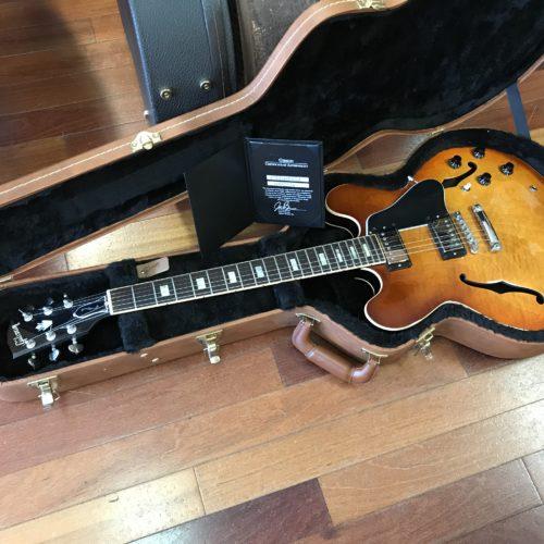 2017 Gibson ES 335 Light Burst
