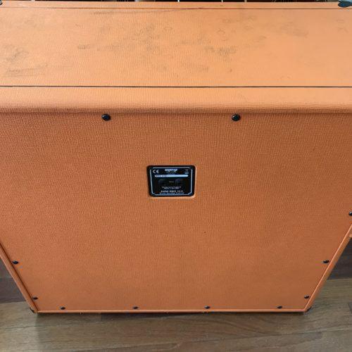 Orange English 4×12 B Cab