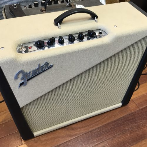 Fender Two Tone Custom Shop amp