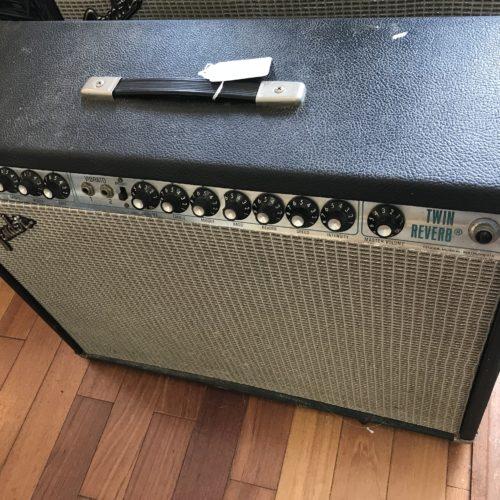 1976 Fender Twin Reverb all original
