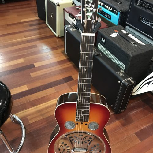 Regal Square neck RD 40 Resonator
