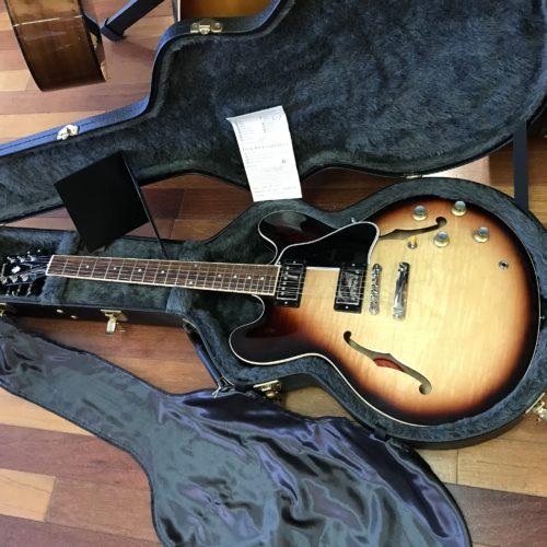 2010 Gibson ES 335 Limited Triburst 1960