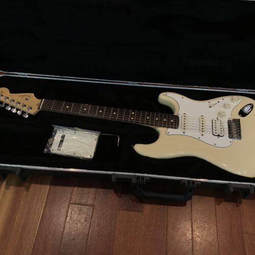2012 Fender Stratocaster 60th Anniversary
