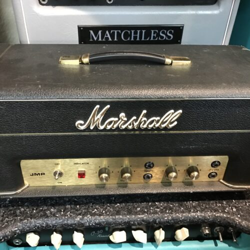 Marshall JMP Model 2061X head