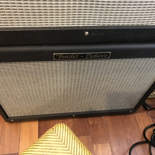 Fender Deluxe 1×12 cab