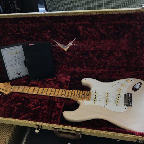 2018 Fender 58 reissue Journeyman Ash Custom Shop Stratocaster
