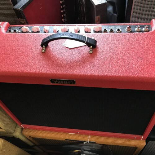 Fender Hot Rod Deluxe 3 Red