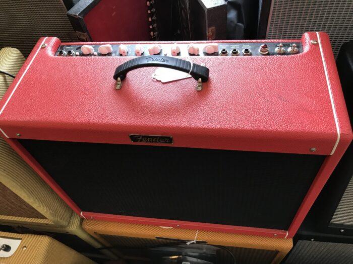 Fender Hot Rod Deluxe 3 Red