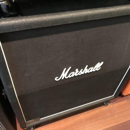 Marshall JCM 900 4X12 cab