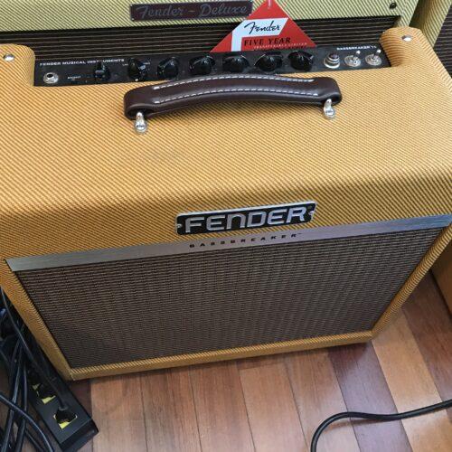 Fender Tweed Bassbreaker 15