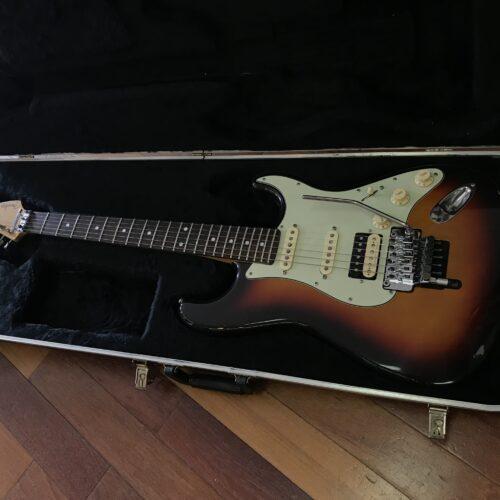 1992 Fender Japan 60s Hot Rod HRR Floyd Rose Stratocaster