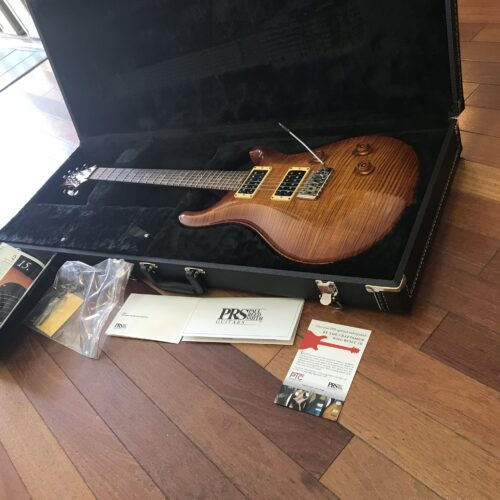 2008 Paul Reed Smith Custom 24 10 Top new condition