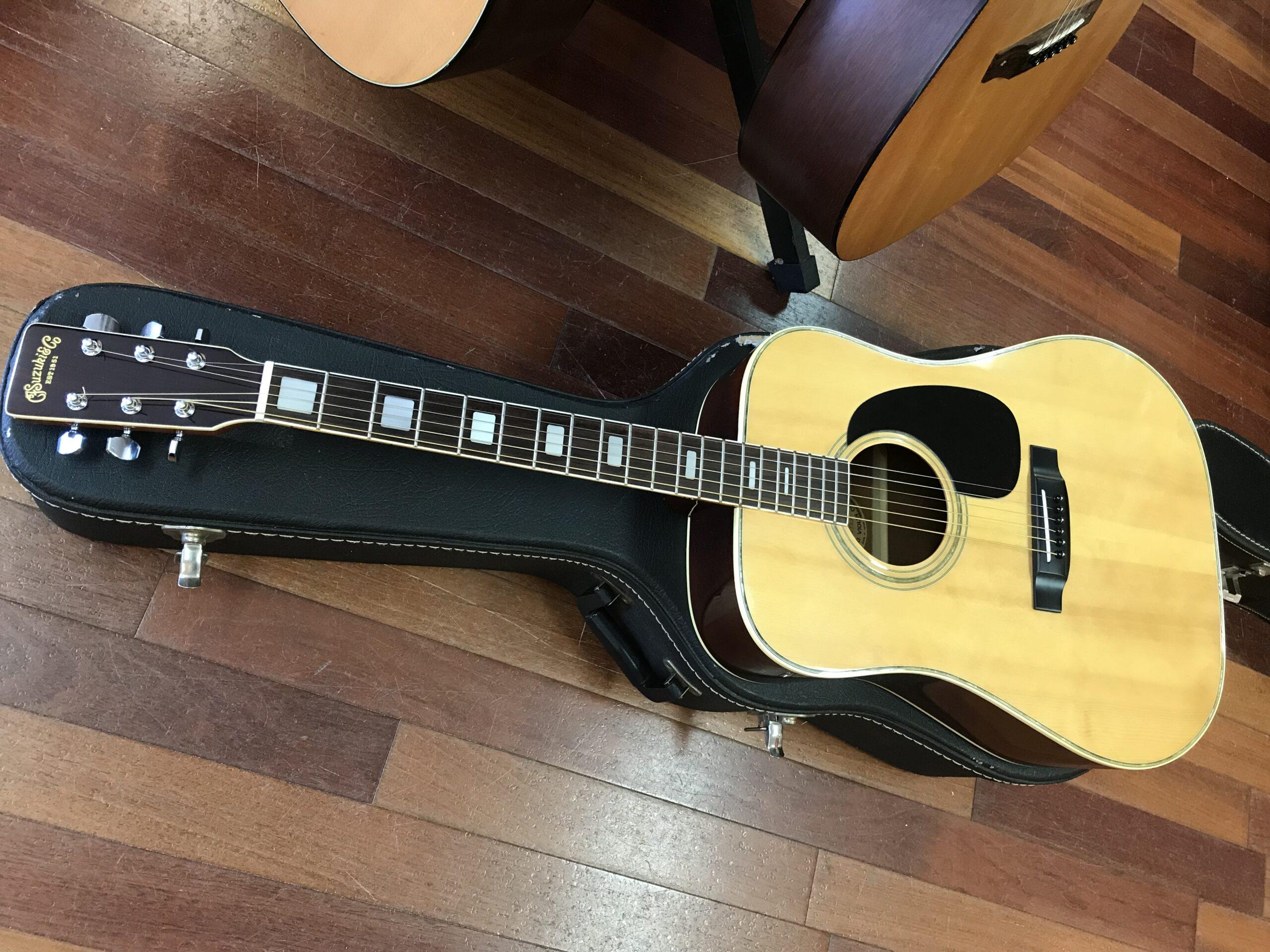 1980 Japan Suzuki KW 150 acoustic super clean