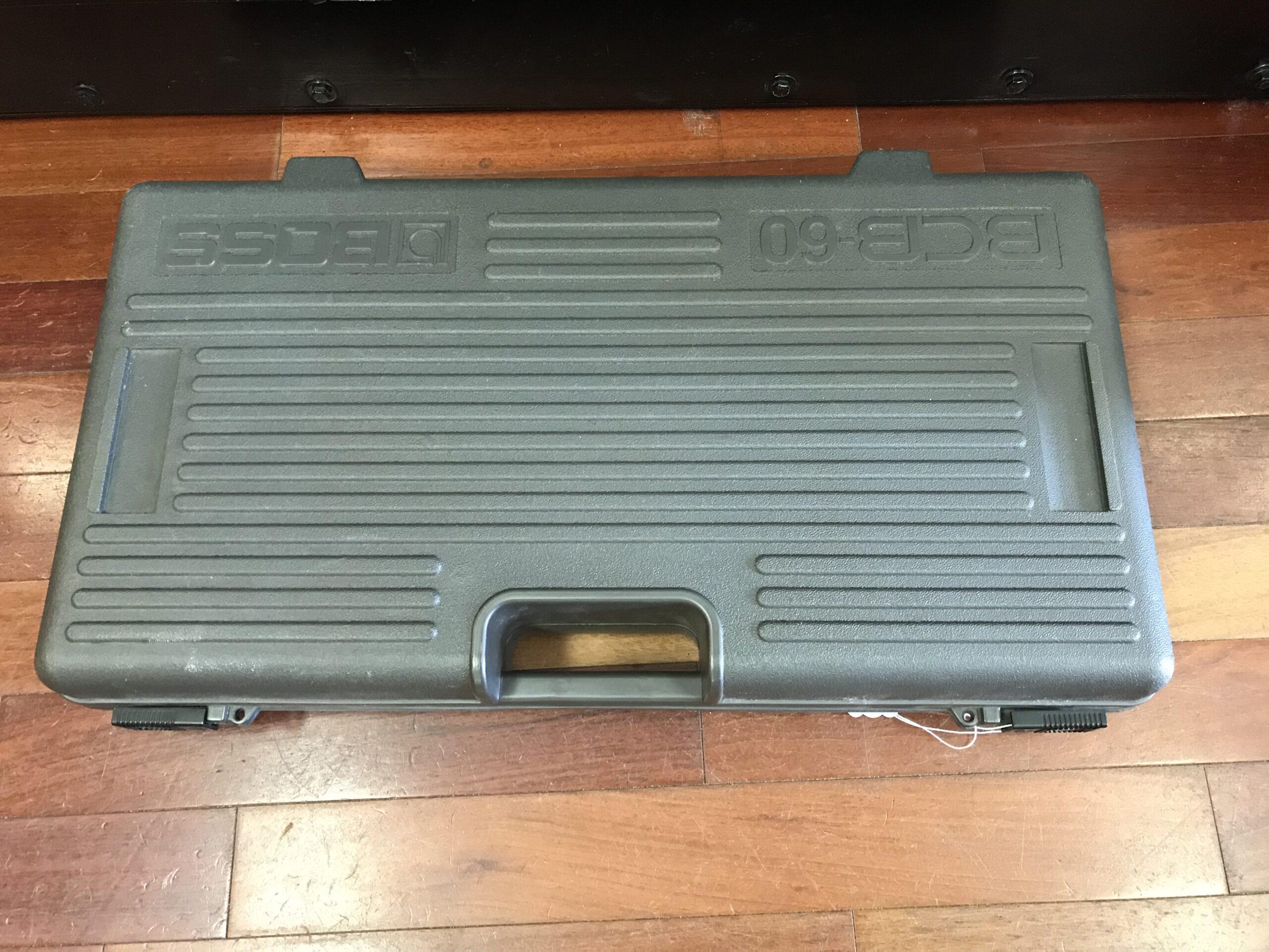 Boss BCB 60 pedal board