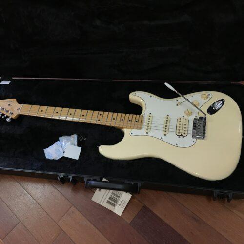 2013 Fender USA HSS Stratocaster