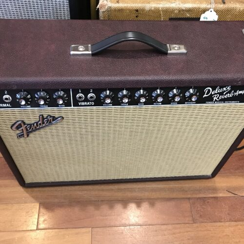 Fender Deluxe Reverb 65 reissue Limited edition