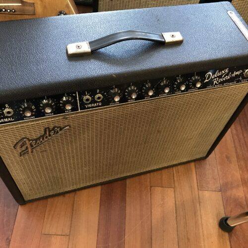 1965 Fender Deluxe Reverb all original