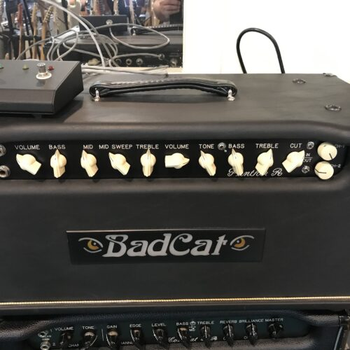 BadCat Panther R 30 watt head