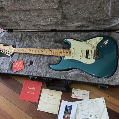 2017 Fender Stratocaster Elite cool color