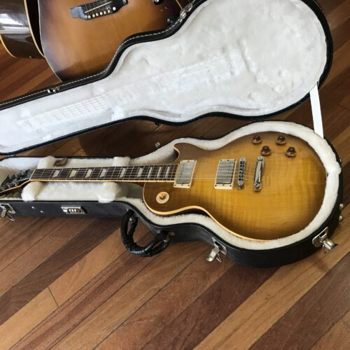 2007 Gibson Les Paul Classic guitar of the month