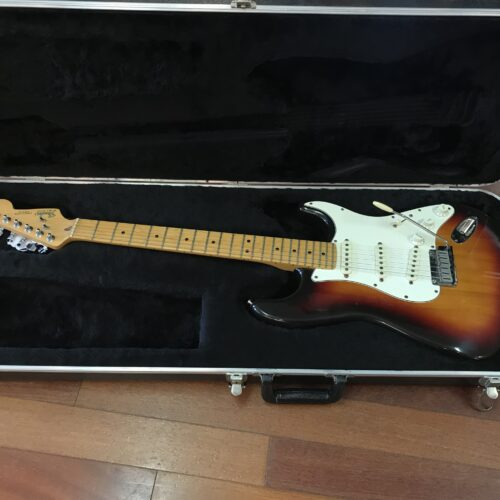 1989 Fender Stratocaster