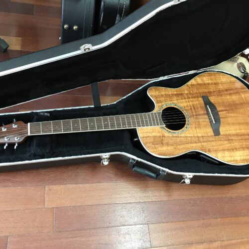 Ovation Celebrity acoustic