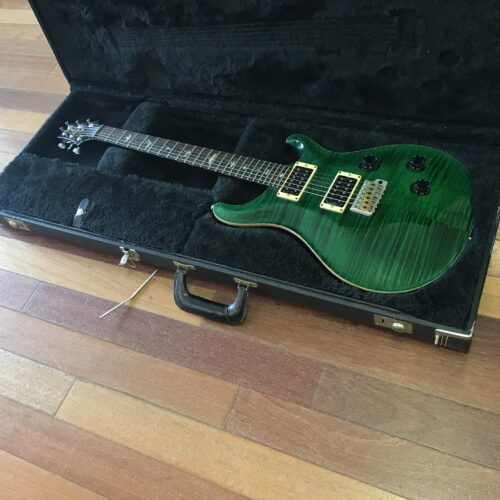 2012 Paul Reed Smith Custom 24 10 top