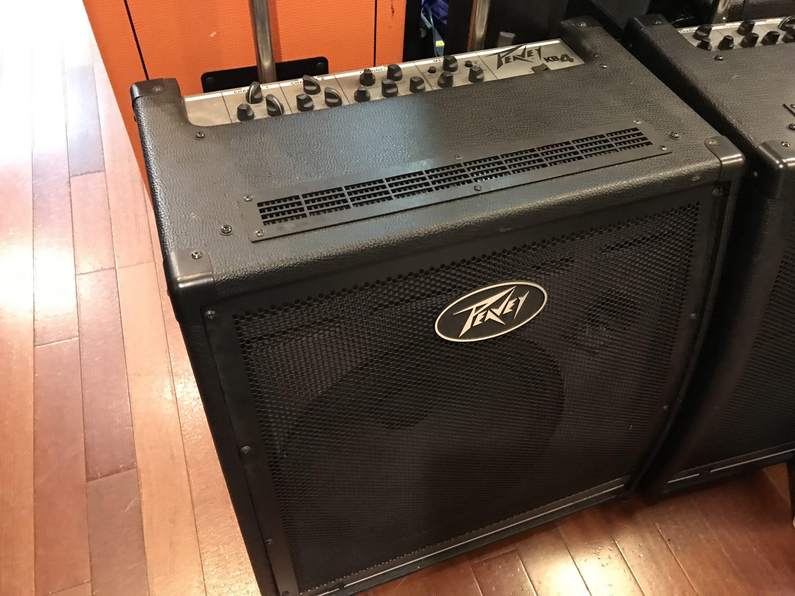New Peavey KB 4 amp