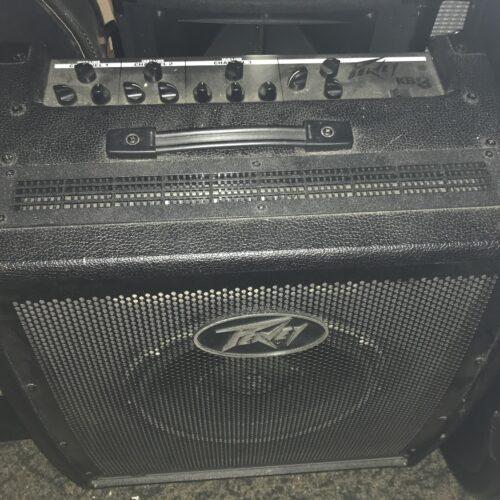 New Peavey KB 3 amp