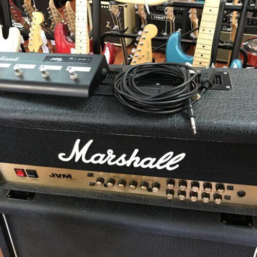Marshall JVM 205H 50 watt head