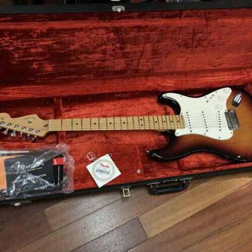 2001 Fender USA Stratocaster