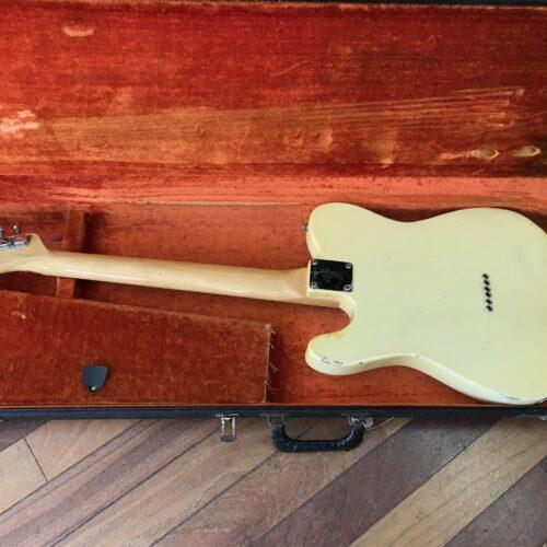 1969 Fender Maple Cap Telecaster