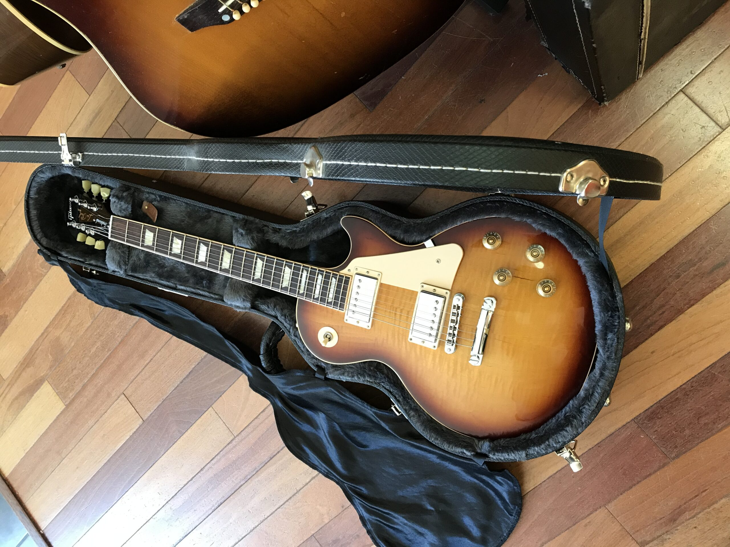 2012 Gibson Les Paul Traditional nice flame