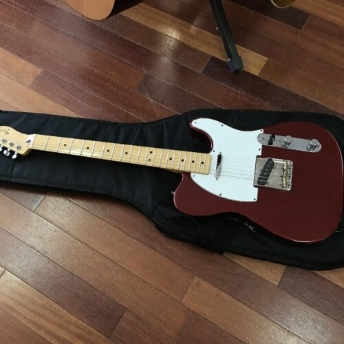 2018 Fender Mexican Telecaster